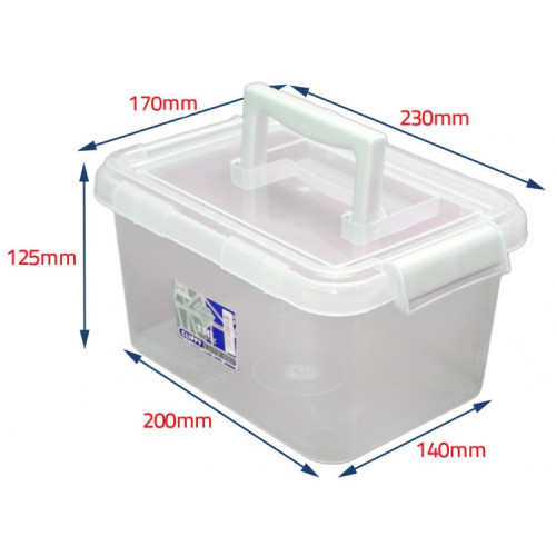 3.5 Litre Storage Box