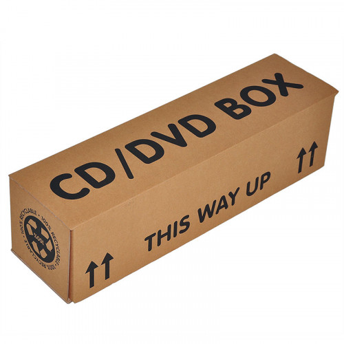 CD DVD Boxes Pack