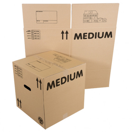 eco medium box
