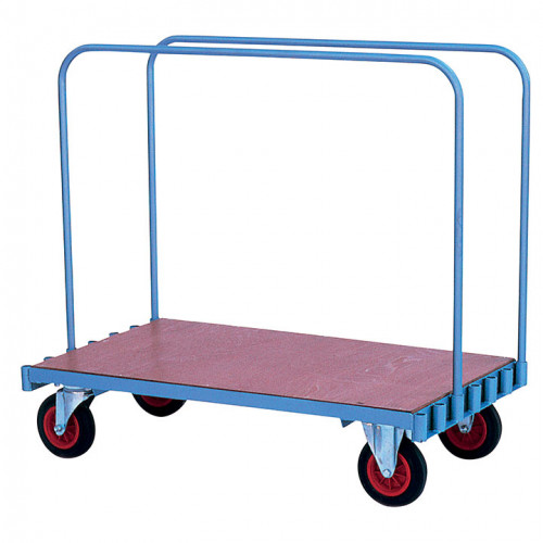 Heavy Duty Trolley with Adjustable Frames