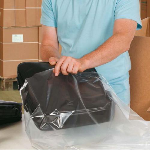 Heavy Duty Shrinkable Polythene Bags