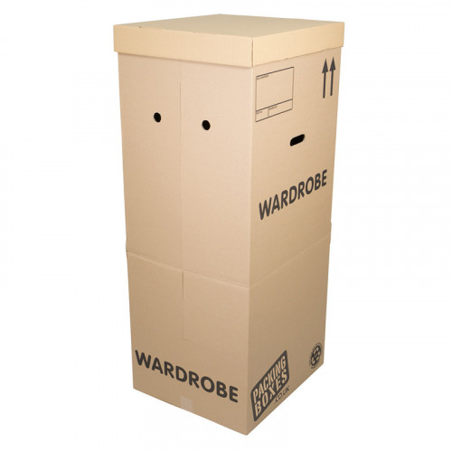 Wardrobe Box Closed