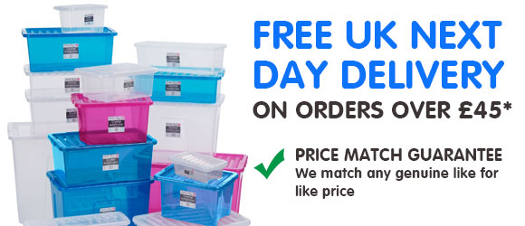 Storage Next Day Delivery Price Match Guarantee