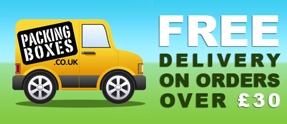 Free Delivery Over £30