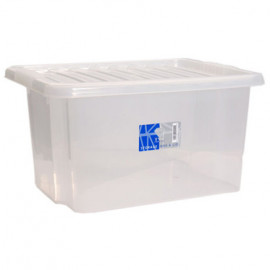35 Litre Clear Storage Box