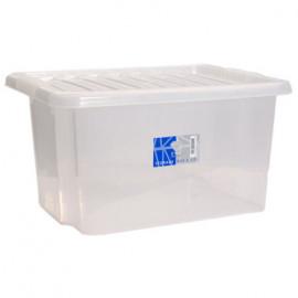 35 Litre Clear Storage Box