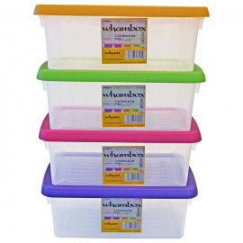 3.5 Litre Storage Box - Set of 4