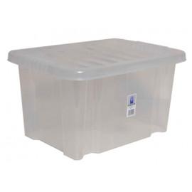 24 Litre Clear Storage Box
