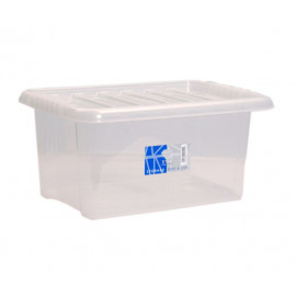 14 Litre Clear Storage Box