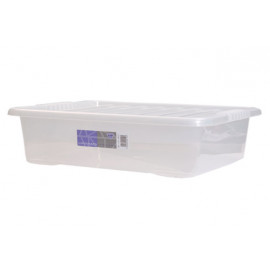 26 Litre Underbed Clear Storage Box