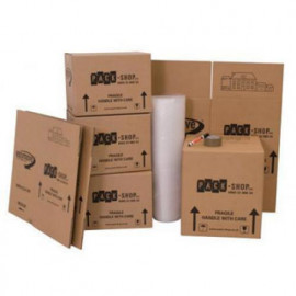 Student Moving Boxes Pack