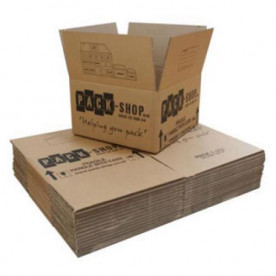 Book Boxes x 15 Pack
