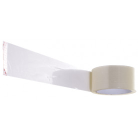 Standard Tape  Clear Hot-Melt