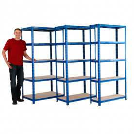Value Shelving 300mm Depth