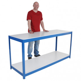 Value Melamine Workbench 1400mm Wide