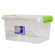 3.5 Litre Plastic Box with Clip on Lid