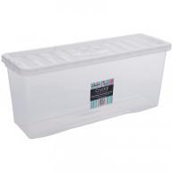 26 Litre Clear DVD Box