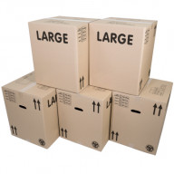 Eco Large Boxes x 15 Pack