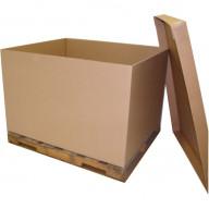 Euro Pallet Boxes | Corrugated Europa Pallets Box