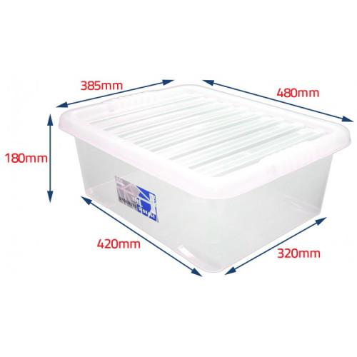 26 Litre Storage boxes