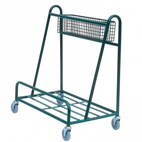 Board Trolley with Cage