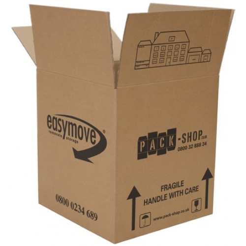 5 Tea Chest Moving Boxes Pack