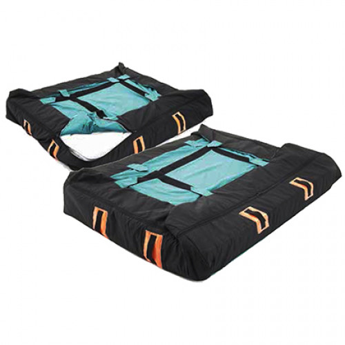 Quilted Single Mattress Cover