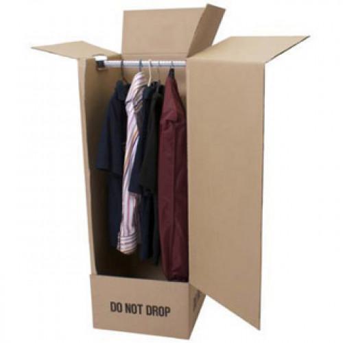 Large wardrobe boxes