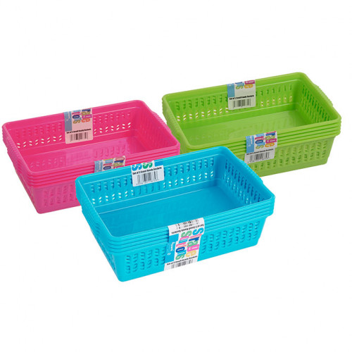Set of 5 Small Handy Baskets