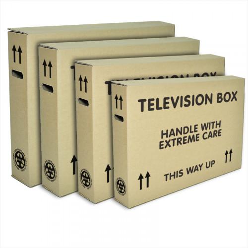 Plasma LCD TV Boxes