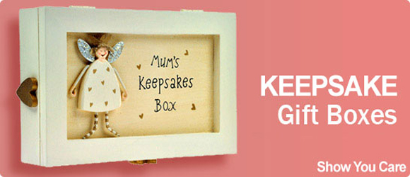 Keepsake Boxes