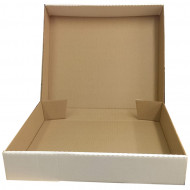Extra Large White Postal Boxes | X-Large Mailing Box