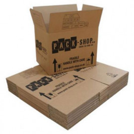 General Packing Boxes x 15 Pack
