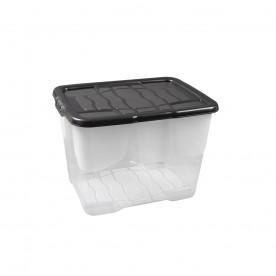 24 Litre Box with Black Lid