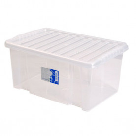 7 Litre Clear Storage Box