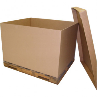 Standard Pallet Box | Cardboard Pallets Box