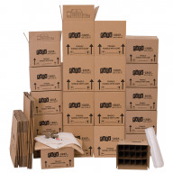 1-2 Bedroom Deluxe Moving Kit