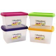 1.5 Litre Storage Box - Set of 4