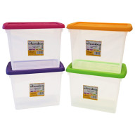 6.7 Litre Storage Box - Set of 4