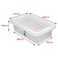 6 Litre storage boxes
