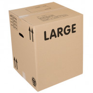 Large packing boxes