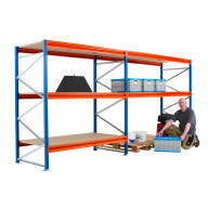 Longspan Racking Shelf 1792 W / 600 D