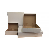 White Postal Box | Strong Mailing Boxes